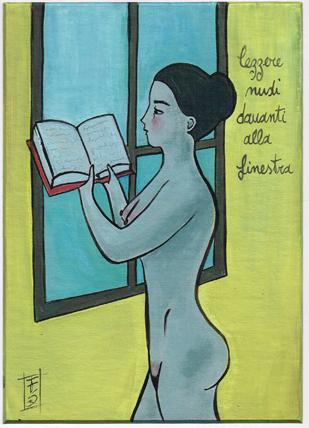 leggere nudi davanti alla finestrweb